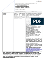 452524381-Proyecto-De-Actividades-Por-Covid-19 Primeros 23 de Marzo Al 03 Abril