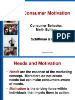 perilaku konsumen sesi 5_ Consumer Motivation_kelas Sore
