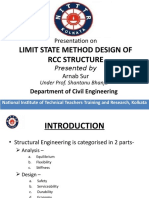 Presentation on LSM design of RCC structures.pptx