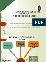 CLASE 1-GENEALOGÍA Y NOCIONES GENERALES