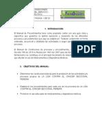 MANUAL DE CONDICIONES ESENCIALES DEL SERVICIO FTICO