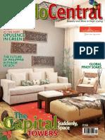 Condo Central Magazine November 2007 issue