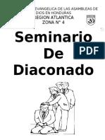 Seminario Diaconos