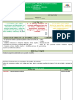 0º_modelo de Guía Para Actividades de Contingencia
