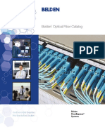 Belden Optical Fiber Catalog 12.13