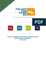 Equilibre Pouvoir Executif Pouvoir Legislatif - Dissertation