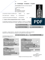 Type brevet Fusées