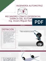 MECANISMO CÓNICO DIFERENCIAL.pptx