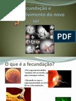 Fecundação e desenvolvimento de um ser.pdf