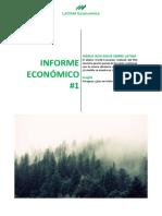 Informe económico  27.11.19