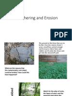 weathering and erosion flipgrid
