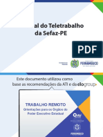 1. Manual do Teletrabalho