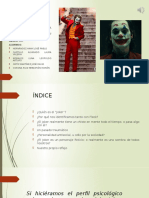 La Psicología del Guasón (Octubre 2019) (Psicología)