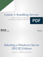 70-410 R2 Lesson 01 - Installing Servers.pptx