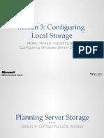 70-410 R2 Lesson 03 - Configuring Local Storage.pptx