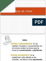 diapositivas rima