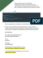 SPFx Notes