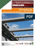 Armaduras. para Losas de Vigueta y Bovedilla