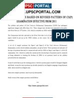 Upsc Csat Sample Paper Eng Www.upscportal