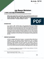Gillette Safety Razor Division.pdf