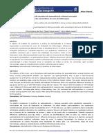 2014, Caracterização da prática de automedicação e fatores associados