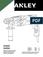 SHR263_SHR264_manual