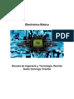 Trabajo Final, Electrónica Básica Uapa