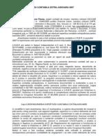Raport Expertiza Contabila Extrajudiciara Unbr Anul 2007 Si 2008 Ag 160609