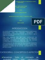 FASE 2 - CONTEXTUALIZAR DELIMITAR Y DEFINIR LOS CONCEPTOS DE SUJETO Y SUBJETIVIDAD