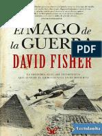 El mago de la guerra - David Fisher