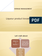 Liqueurs and Knowledge.pptx