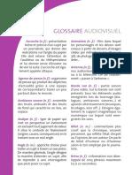 Glossaire audiovisuel
