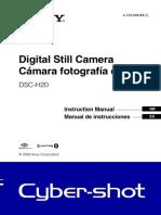 Sony DSC-H20.pdf