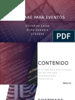 Software para eventos