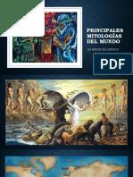 PRINCIPALES MITOLOGÍAS DEL MUNDO