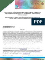 Modelo y práctica pedagógica