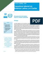 CEPAL-OIT 4_Recuperacion de empleo-desarrollo sotenible