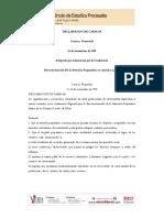 6.Declaración de Caracas (SILOS)