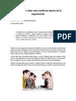 Ser un buen Líder ante conflictos dentro de la organización - Luis Fernando Mancilla Melgarejo.pdf