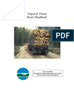 Unpaved Forest Road Handbook