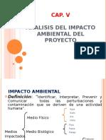 ANALISIS DEL IMPACTO AMBIENTAL DEL PROYECTO.ppt