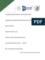 Resumen Generadores Sincronos.pdf