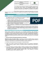 2PN-GU-0002 DESARROLLO DE LAS ACCIONES DE CONTROL AMBIENTAL