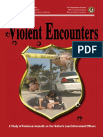 Livro - A Study of Felonious Assaults on Our Nation's Law Enforcement Officers