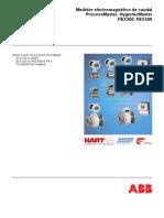 ABB Flujómetro FEX300_FEX500