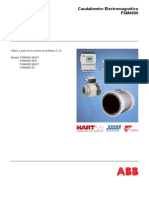 ABB Flujómetro FSM4000
