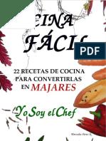 COCINA FÁCIL Yo soy el chef - Mercedes Perez-1