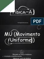 MU e MUV - Física A.pdf