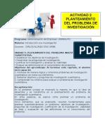 PLANTEAMIENTO DEL PROBLEMA-