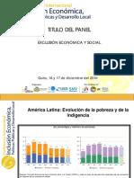 Exclusión económica y social - JCamposano